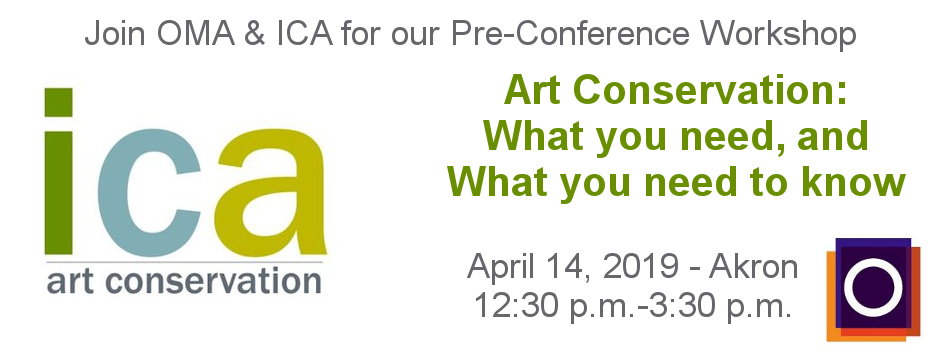 OMA and ICA Pre-Conference Workshop